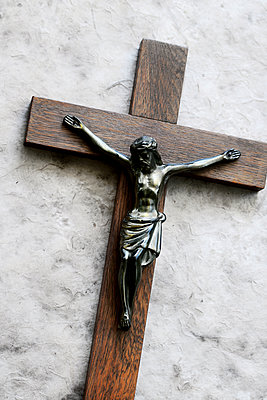 Crucifix - p450m1589850 by Hanka Steidle