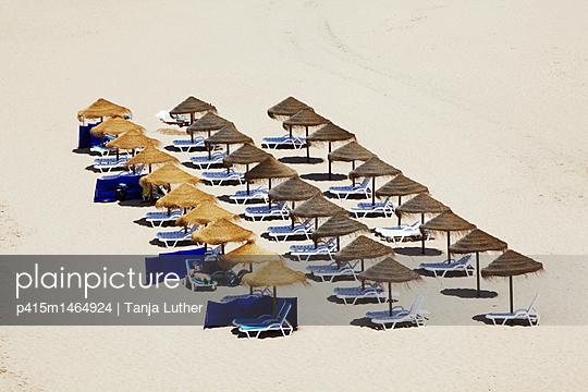 Strandleben - p415m1464924 von Tanja Luther