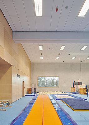Turnhalle - p1119m2164381 von O. Mahlstedt
