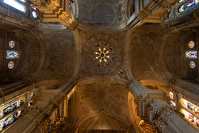 Spain, Cathedral of Malaga  - p1332m2204559 by Tamboly