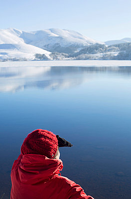 Lac de Guéry, Auvergne - p445m962791 by Marie Docher