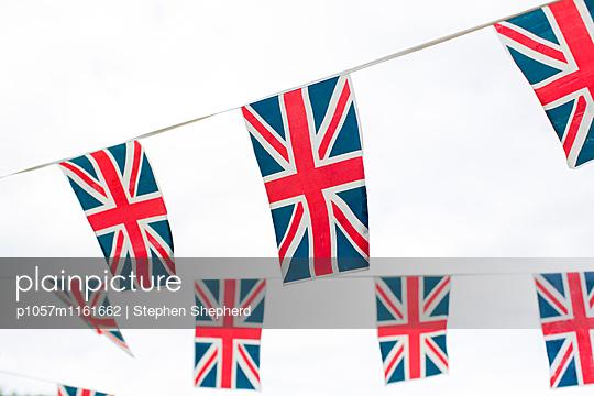 Union Jack - p1057m1161662 von Stephen Shepherd