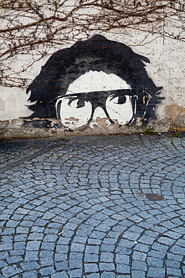 Graffiti - p993m698578 by Sara Foerster