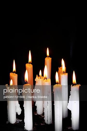 Kerzenlicht    - p450m1131665 von Hanka Steidle
