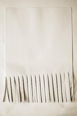 Shredded paper - p1228m1169530 by Benjamin Harte