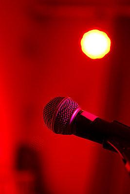 Microphone - p228m777610 by photocake.de