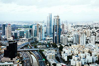 Tel Aviv - p416m1498074 von Jörg Dickmann Photography