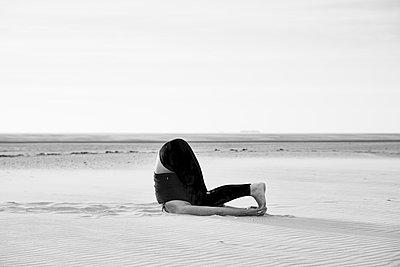 Yoga - p1203m1109358 von Bernd Schumacher