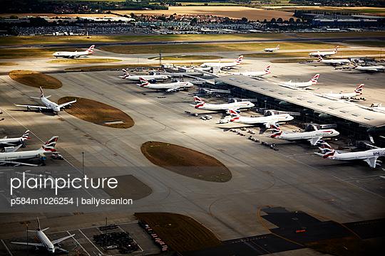 Airport London - p584m1026254 by ballyscanlon
