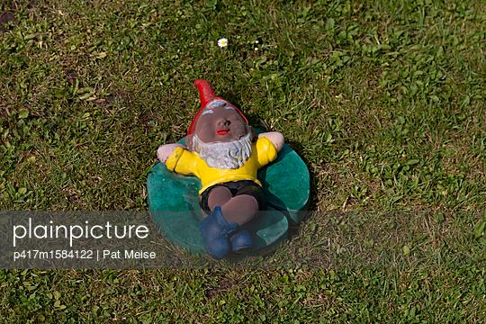 Gartenzwerg - p417m1584122 von Pat Meise