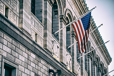 Boston Library - p401m2260150 by Frank Baquet