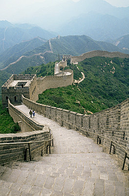 Great wall of china - p9247906f by Image Source
