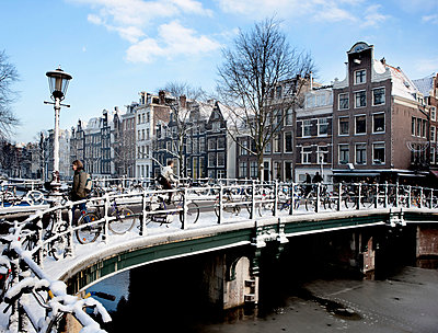 Amsterdam, Prinsengracht - p1212m1026101 by harry + lidy