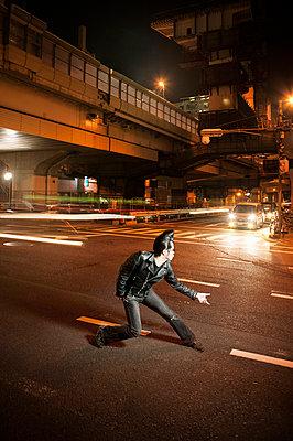 Rockabilly, Tokyo - p1093m904133 by Sven Hagolani