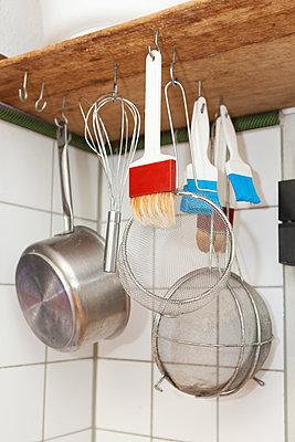 Kitchen - p1149m938356 by Yvonne Röder