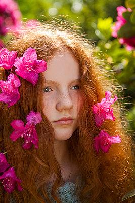 Frühlings-Romantik - p045m1461168 von Jasmin Sander
