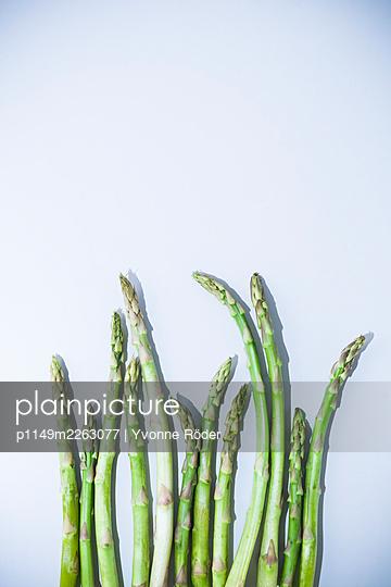 Asparagus - p1149m2263077 by Yvonne Röder