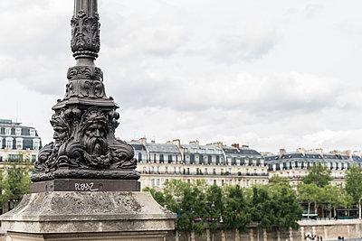 France, Paris, part of Pont au Change - p300m1587075 by Christophe Papke