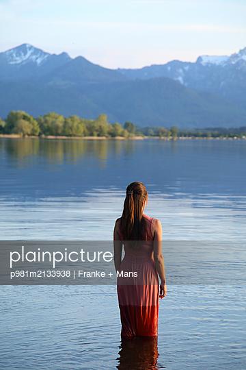 Einsamkeit - p981m2133938 von Franke + Mans