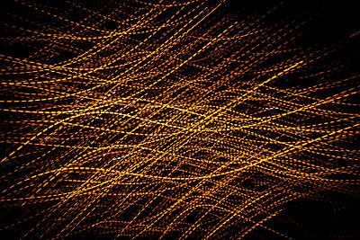 Lichtspuren - p676m1004008 von Rupert Warren