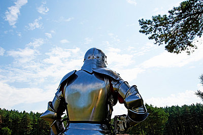 Knight's armour - p851m702230 by Lohfink