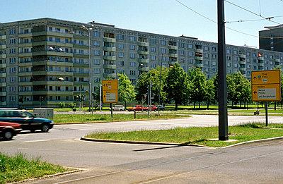 Szene im Verkehr - p0190130 von Hartmut Gerbsch