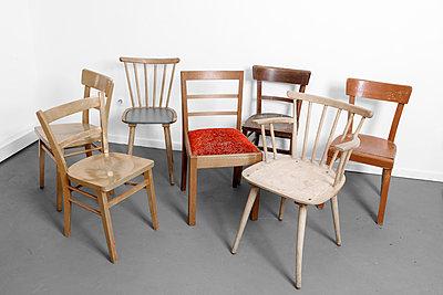 Stuhlgruppe - p228m1003262 von photocake.de