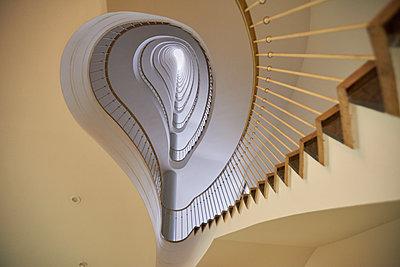 Treppenhaus - p133m1563614 von Martin Sigmund