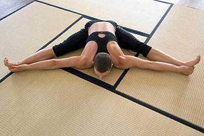 Yoga - p2873100 von Ralf Mohr