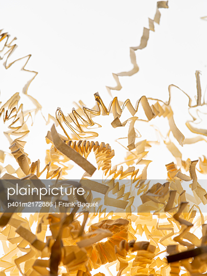 Paper strips - p401m2172886 by Frank Baquet
