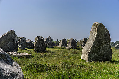 Standing stones, - p1402m1564894 by Jerome Paressant