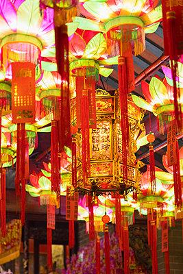 Pak Tai Temple, Wan Chai, Hong Kong Island, Hong Kong - p651m2033255 by Ian Trower