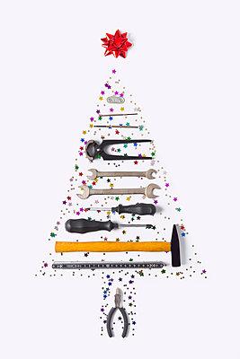 Weihnachtsbaum - p1149m2039201 von Yvonne Röder