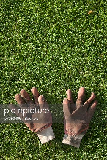 Gartenarbeit - p7390496 von Baertels