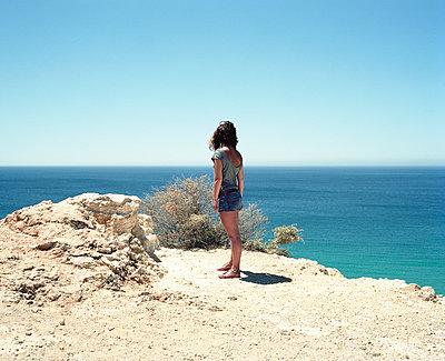 Portugal, Cape St. Vincent - p1083m990020 by Alain Greloud