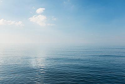 Poland, Baltic, Sea, Gdansk Bay - p300m1587678 by Hans Mitterer