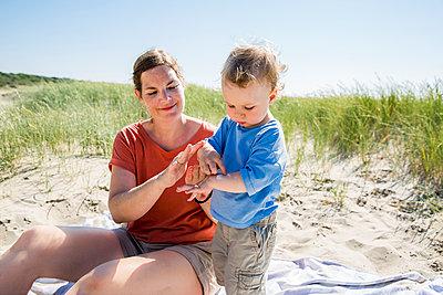 Nordseeurlaub, Zeeland - p904m1452371 von Stefanie Päffgen