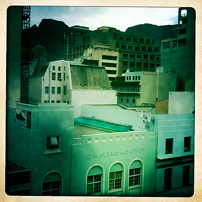 D.M.Murray Building von 1935 in der Innenstadt von Kapstadt - p979m1513318 von Iren Dymke