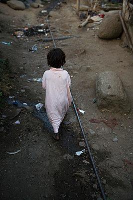 Street child - p817m758513 by Daniel K Schweitzer