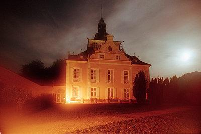 historisches Gebaeude in Gmunden - p9792431 von Burkart