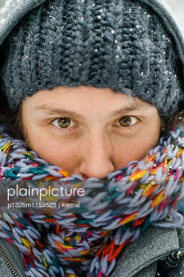 Wintermode - p1326m1159529 von kemai