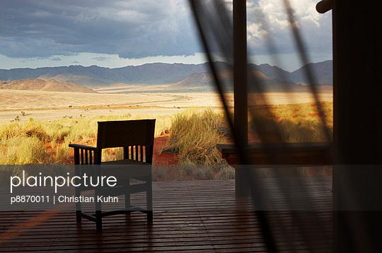 Desert in Namibia - p8870011 by Christian Kuhn