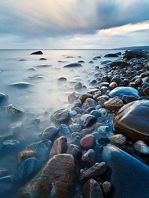 Rocky coast - p312m1228839 by Stefan Isaksson