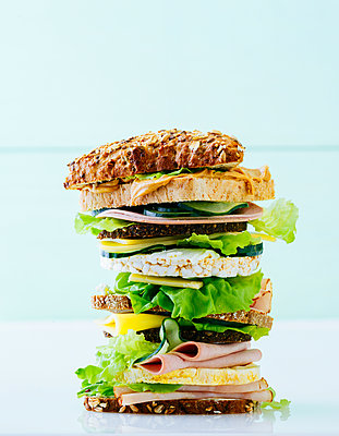 Multi layered sandwich - p1053m1538164 by Joern Rynio