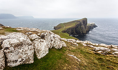 Neist Point - p1234m1044600 von mathias janke