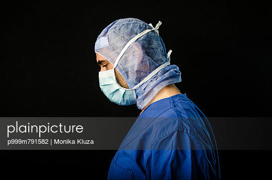 Surgeon - p999m791582 by Monika Kluza