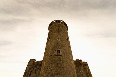 Castell de Bellver - p383m1109334 von visual2020vision