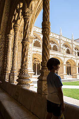 Jeronimos Monastery - p535m2020510 by Michelle Gibson