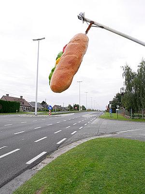 Hot Dog - p1021m1071488 von MORA