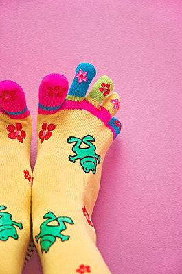 Lustige Socken - p5770068 von Mihaela Ninic